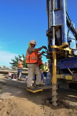 drilling proces
